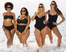 body image, plus size, beautiful, sexy, all women